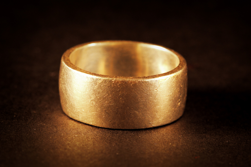 antique gold wedding band wedding rings pictures