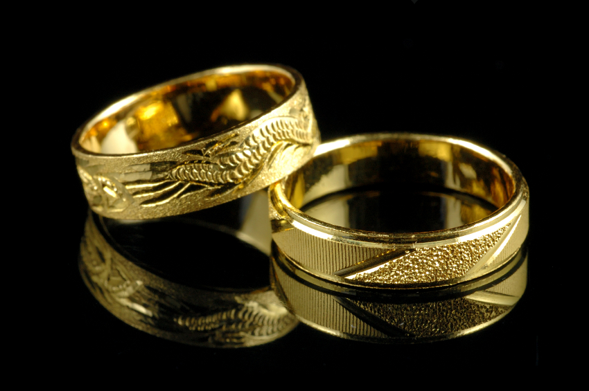 custom wedding rings - Pictures Of Wedding Rings