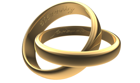 interlocking rings wedding rings pictures - Interlocking Wedding Rings