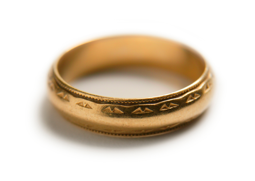 vintage gold man wedding ring wedding rings pictures